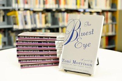 A Bluest Eye Book Spread
