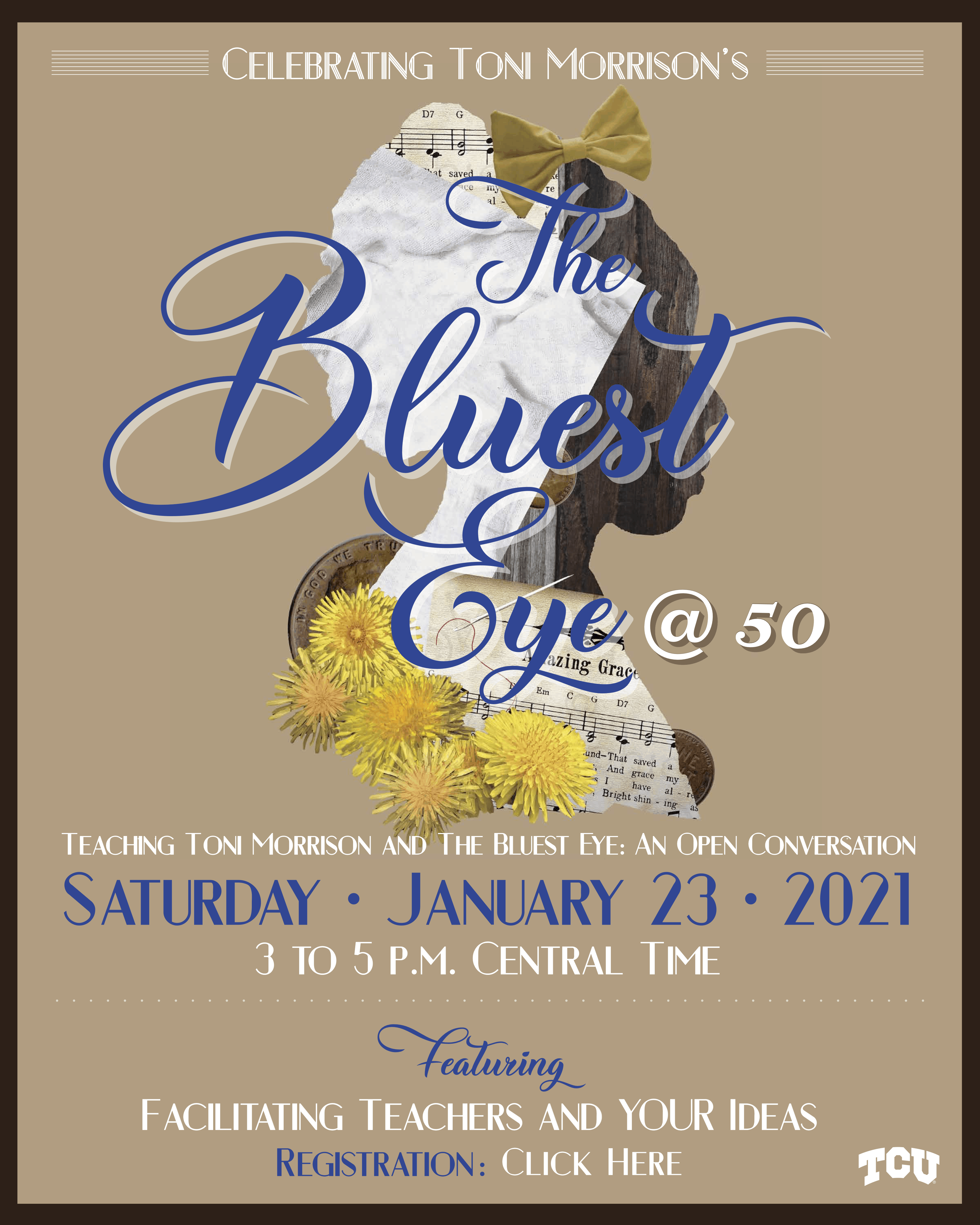 Bluest Eye January Poster